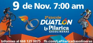 Duatlón La Pilarica